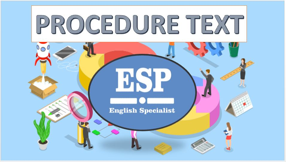 Procedure text definisi fungsi contoh generic structure language feature